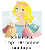 Malaysia Top 100 Online Boutique
